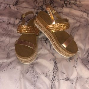 Espadrilles. From Forever 21!
